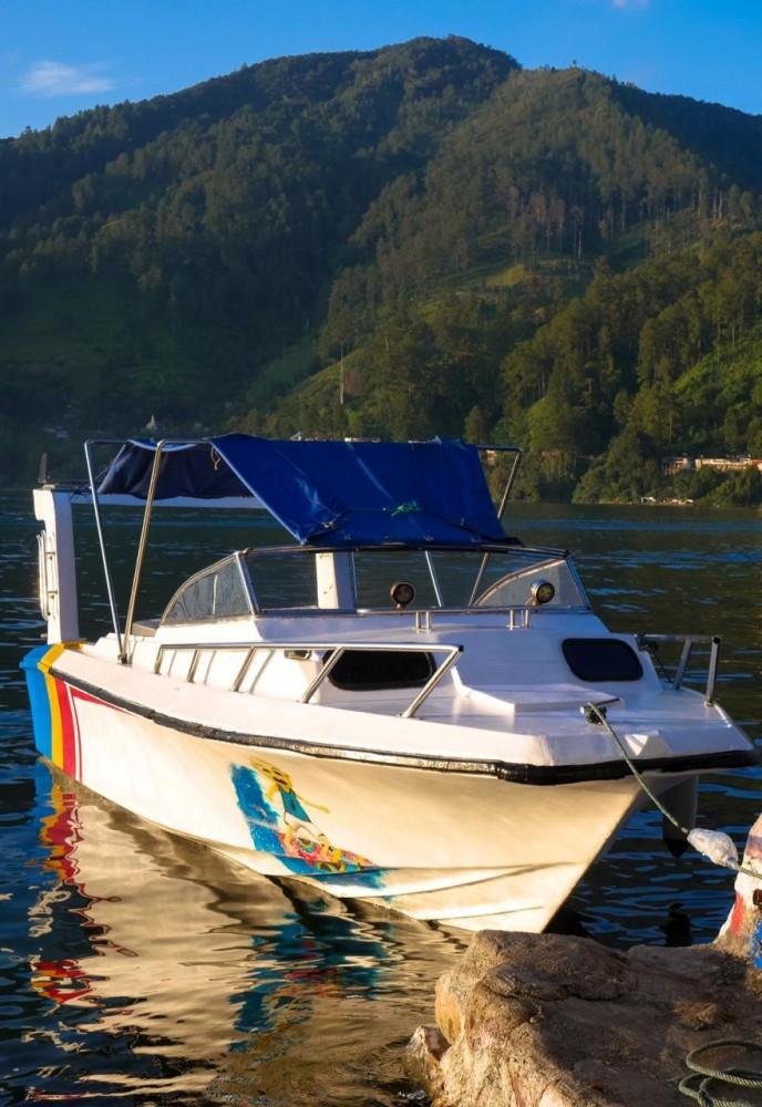 Speedboat Parapat - Air Terjun Situmurun
