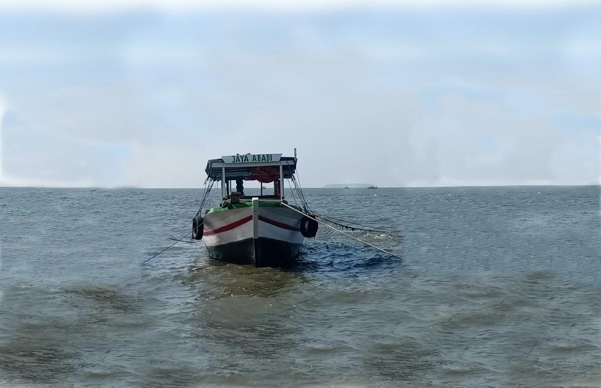Jaya Abadi Trip Tanjung Pasir ke Pulau Kahyangan