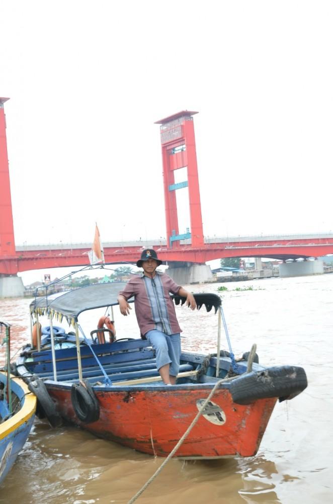 Lantaran Doa Boat Trip Benteng Kuto Besak - Kampung Arab Al-Munawar