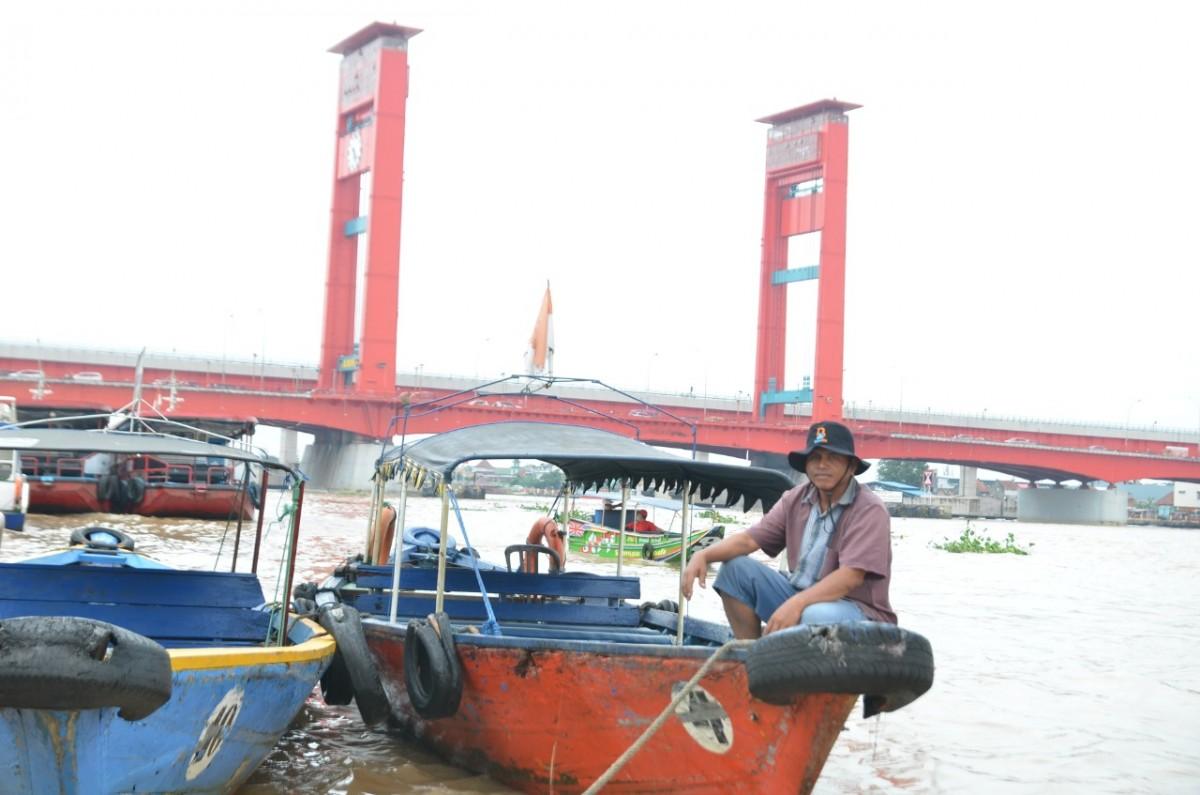 Lantaran Doa Boat Trip Benteng Kuto Besak - Pulau Kemaro